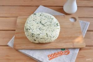 Домашний сыр из молока и сметаны - фото шаг 11