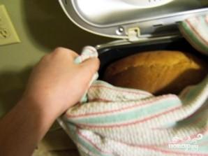 Постный хлеб в хлебопечке - фото шаг 6