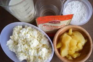 Творожный крем для бисквитного торта - фото шаг 1