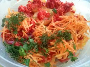 Помидоры с морковкой - фото шаг 6