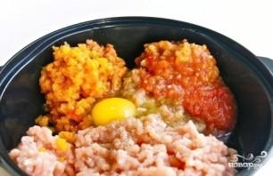 Запеканка из курицы с овощами в духовке - фото шаг 2