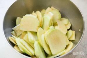 Яблочная кростата - фото шаг 3