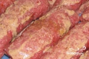 Отбивные из говядины в духовке - фото шаг 4