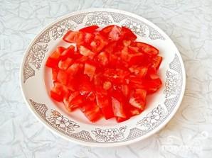 Летний салат по-молдавски - фото шаг 2