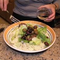 Салат из цветной капусты - фото шаг 4