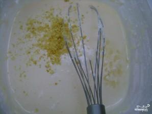 Творожный пирог с лимоном - фото шаг 8