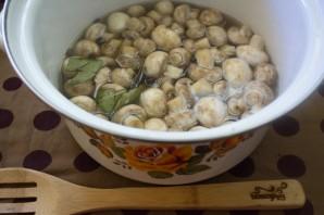 Маринованные грибы на зиму - фото шаг 3
