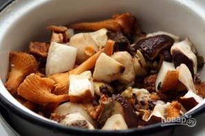Вкусный грибной суп - фото шаг 1