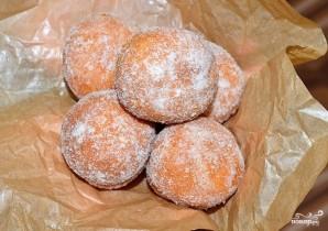 Дрожжевые пончики - фото шаг 7