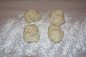 Булочки с мясом в духовке - фото шаг 7