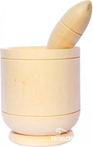 Клюквенный морс с медом - фото шаг 2