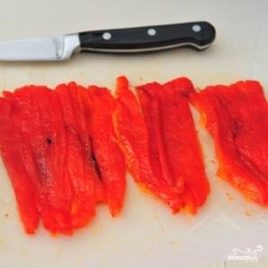 Запеченный болгарский перец в духовке - фото шаг 4