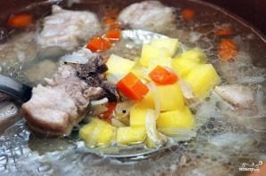 Вкуснейший суп из щавеля - фото шаг 4