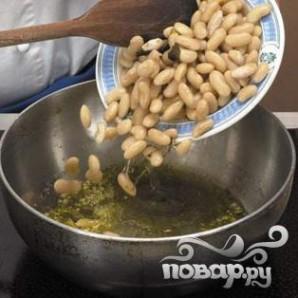 Тосканская свинина с фасолью - фото шаг 4
