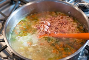 Рецепт супа с семгой - фото шаг 4