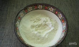 Жареный сулугуни - фото шаг 1