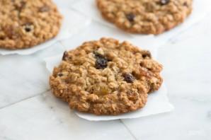 Печенье с геркулесом - фото шаг 4