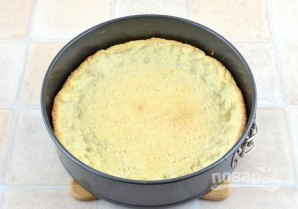 Пирог из песочного теста с замороженными ягодами - фото шаг 6