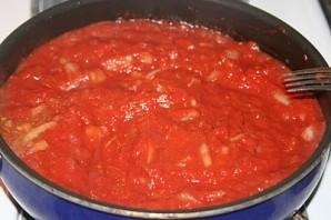Говядина в остром соусе - фото шаг 7