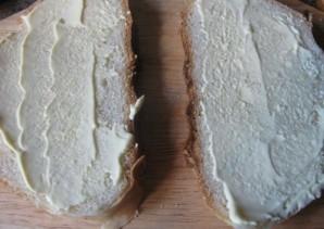 Вкусные бутерброды со шпротами - фото шаг 2