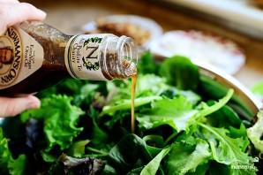 Салат с клубникой и курицей - фото шаг 8