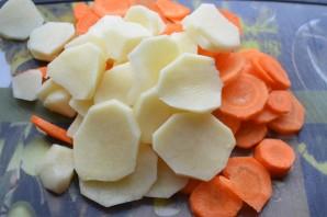 Овощное пюре - фото шаг 2