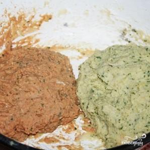 Томатные ньокки с базиликом и сметанным соусом - фото шаг 5
