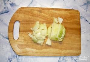 Салат из морской капусты с кукурузой - фото шаг 1