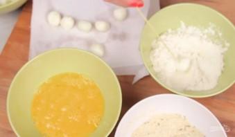 Сырные шарики (2 рецепта) - фото шаг 1