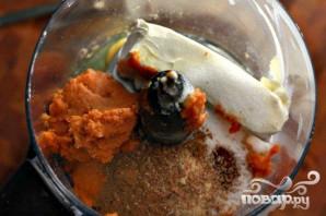 Тыквенно-сливочные пирожные - фото шаг 5