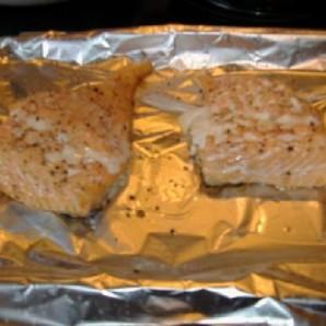 Кремовая паста с лососем  - фото шаг 4