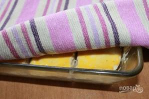 Закусочный сырный пирог - фото шаг 10
