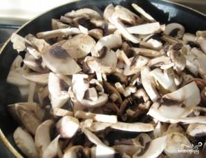 Запеканка из картофельного пюре с грибами - фото шаг 1