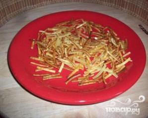 Суп из сушеных белых грибов - фото шаг 3