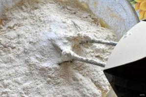 Вафли ореховые на патоке - фото шаг 3