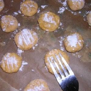 Клецки из тыквы с кориандром Алмонд Песто - фото шаг 7