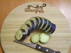 Баклажаны, жаренные на сковороде - фото шаг 2