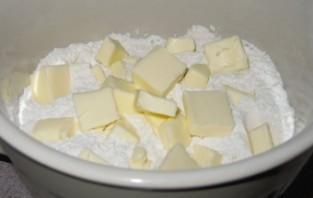 Бездрожжевое тесто для пирожков - фото шаг 3