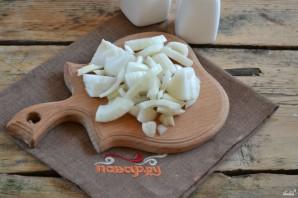 Мясо под сырным соусом - фото шаг 2