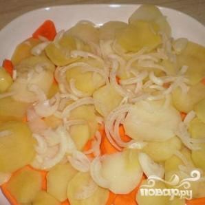 Макрусус с овощами - фото шаг 3
