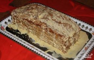 """Детский торт """"Паровозик"""" - фото шаг 4"""