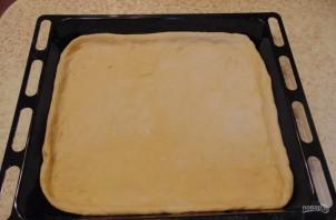 Пирог из пирожкового теста с яблоками - фото шаг 8