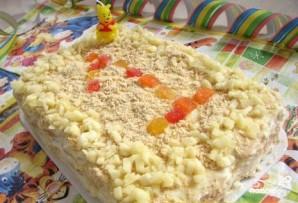 Торт для малыша - фото шаг 3