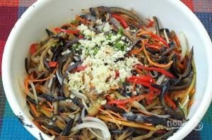 Овощи по-корейски на зиму - фото шаг 5
