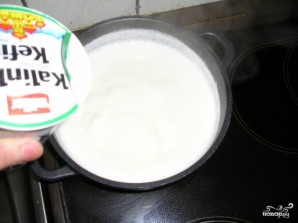 Творожный сыр - фото шаг 1