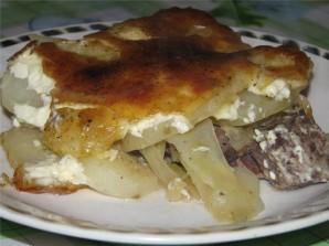 Говядина с капустой в духовке - фото шаг 3