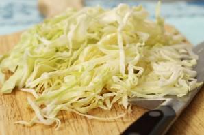Салат под соусом - фото шаг 4