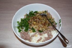 Салат из телятины - фото шаг 4
