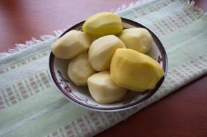 Картофель по-селянски в духовке - фото шаг 1