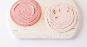 Канапе с сыром и колбасой - фото шаг 3